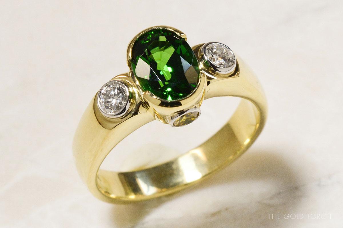Gold Jewelry Portfolio